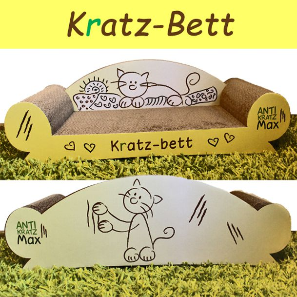 AntiKratzMax Kratz-Bett