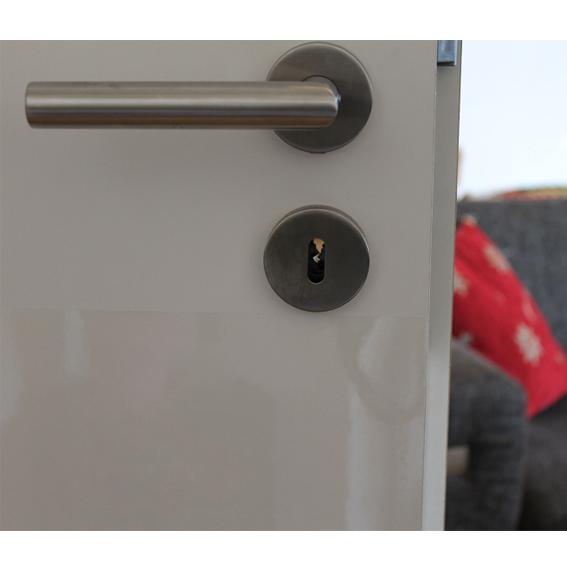 Kratzschutz Tür